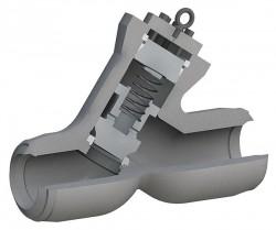 Check_Piston Type Pressure Seal Bonnet
